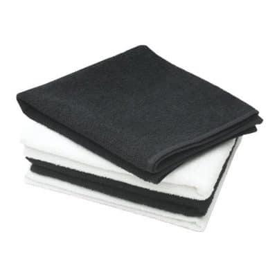 Бели кърпи за фризьорски салон 100 % памук Sibel INVINCIBLE