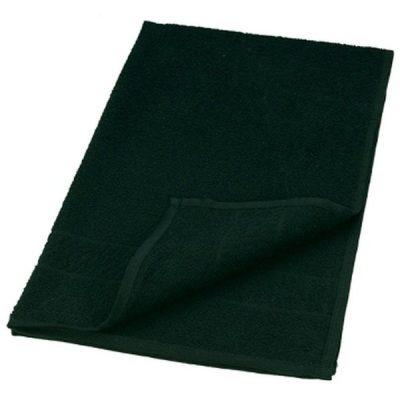 Кърпи за фризьорски салон 100 % памук Sibel BOB TUO цвят черен