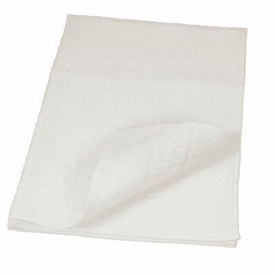 Кърпи за фризьорски салон 100 % памук Sibel BOB TUO цвят бял