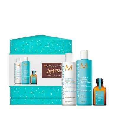 Комплект за суха коса Moroccanoil Hidration From All Angles