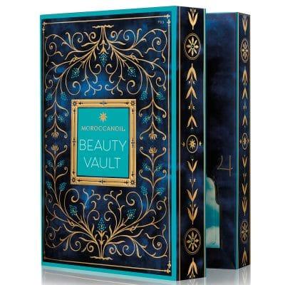 Комплект коса и тяло Moroccanoil Beauty Vault мини опаковки в луксозна кутия