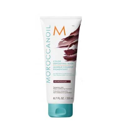 Оцветяваща маска Бордо Moroccanoil Color Depositing Mask Bordeaux 200 мл