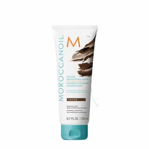 Оцветяваща маска Какао Moroccanoil Color Depositing Mask Cocoa 200 мл