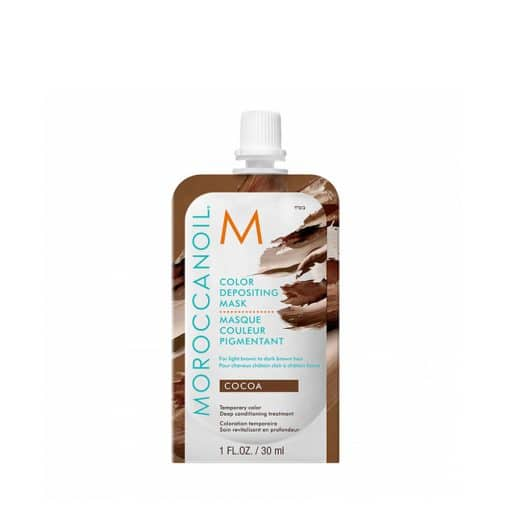 Оцветяваща маска Какао Moroccanoil Color Depositing Mask Cocoa 30 мл