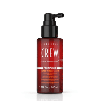 Терапия за изтъняваща коса за мъже American Crew Fortifying Skalp Treatment 100 мл