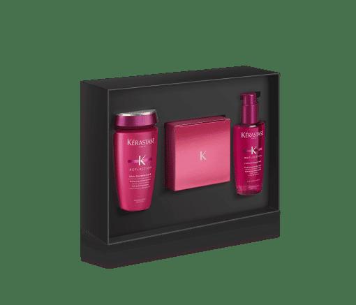 Коледна кутия комплект за боядисана коса Kerastase Reflection 11
