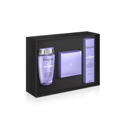 Коледна кутия комплект за дълга коса Kerastase Blond Absolu 11