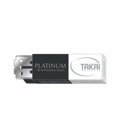 Ножчета за бръснач Takai PLATINIUM 10 бр.