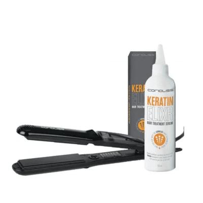 Професионална преса с Кератинова терапия Corioliss K2 Treat& Style VAPOR INFUSION