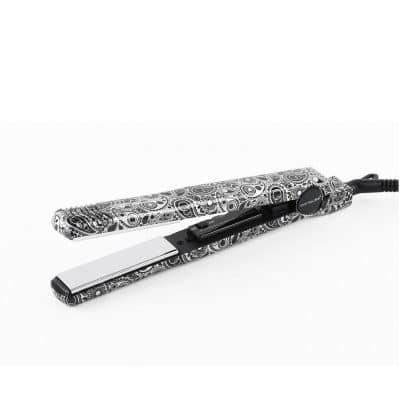 Преса за коса CORIOLISS C-STYLE Silver Paisley