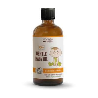 Бебешко подхранващо олио Wooden Spoon