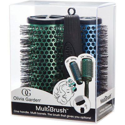 Комплект четки за сешоар ролки 2 бр Olivia Garden MultiBrush