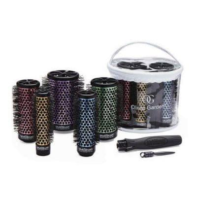 Комплект четки за сешоар ролки 5 бр Olivia Garden MultiBrush