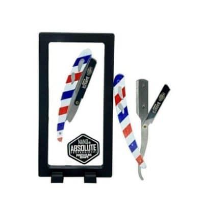 Бръснач със сменяеми ножчета Barber Nano Absolute в кутия