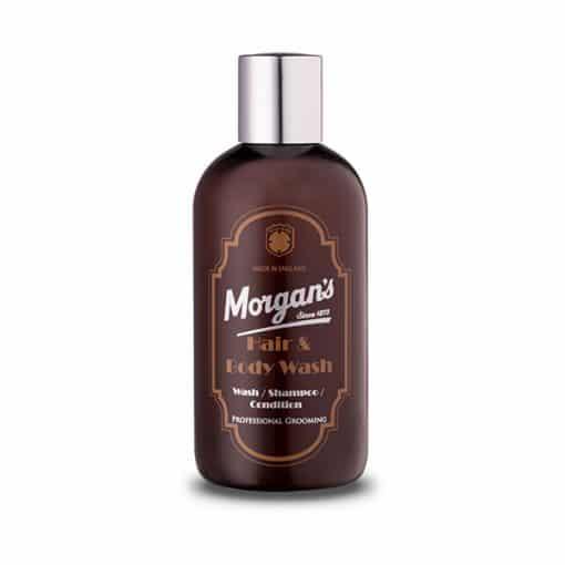 Шампоан и душ гел 2 в 1 Morgans Hair and Body wash 250 мл