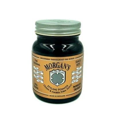 Стилизиращ брилянтин със силна фиксация Morgan's Oudh & Amber 100 мл