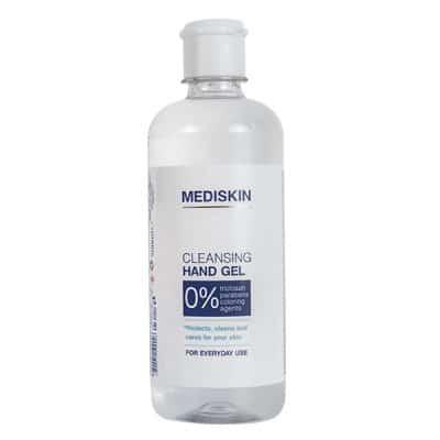 Почистващ гел за ръце със спирт Mediskin 500 мл