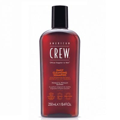 Ежедневен почистващ шампоан American Crew Daily Cleansing Shampoo 250 мл