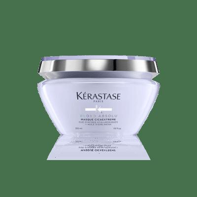 Интензивно възстановяваща маска за изсветлени коси Kerastase Masque Cicaextreme Blond Absolu 200 мл