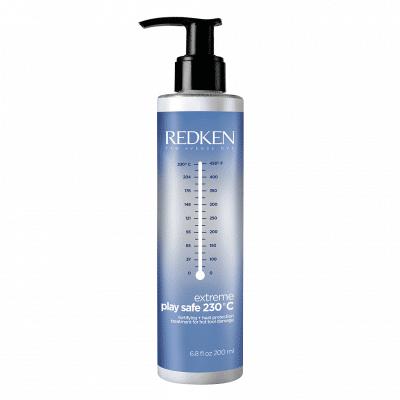 Термозащитна грижа за увредена коса REDKEN Extreme Play Safe 230 °C 200 мл