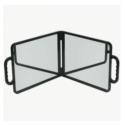 Двойно сгъваемо фризьорско огледало SIBEL Bi Vision Mirror