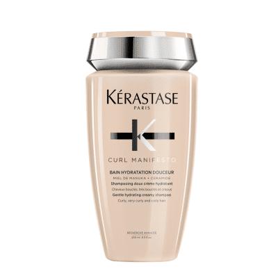 Хидратиращ шампоан за къдрави коси KERASTASE Curl Manifesto Bain Hydration Douceur 250 мл
