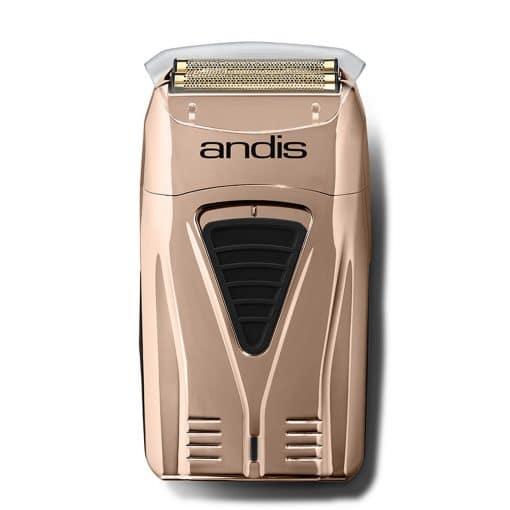 Електрическа самобръсначка Andis SHAVER TS1 Copper
