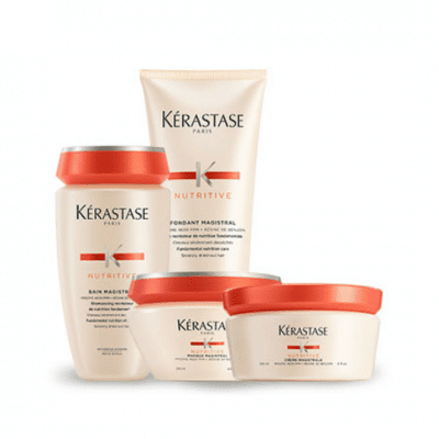 Magistral - Луксозна серия за хидратация и подхранване на много сухи коси