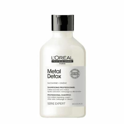 Антиоксидантен почистващ шампоан Loreal Professionnel Metal Detox Shampoo 300 мл