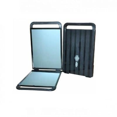 Двойно сгъваемо фризьорско огледало Nano Absolute